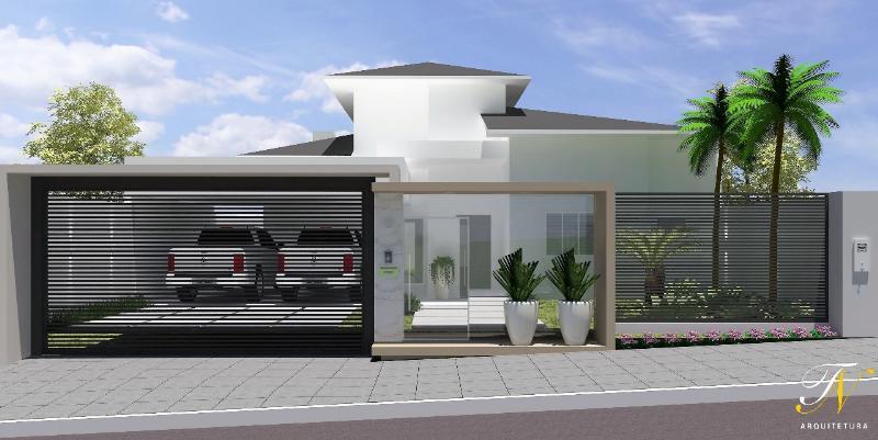 Casa  com 4 quartos sendo 1 Suíte no Jardim Riva 3° Ampliação, Primavera do Leste  - MT