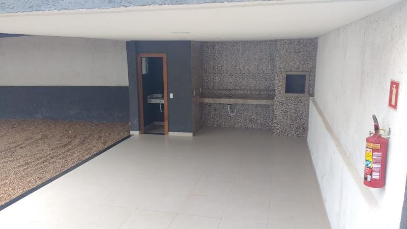 Apartamento  com 2 quartos sendo 1 Suíte no Jardim Parque das Aguas, Primavera do Leste  - MT