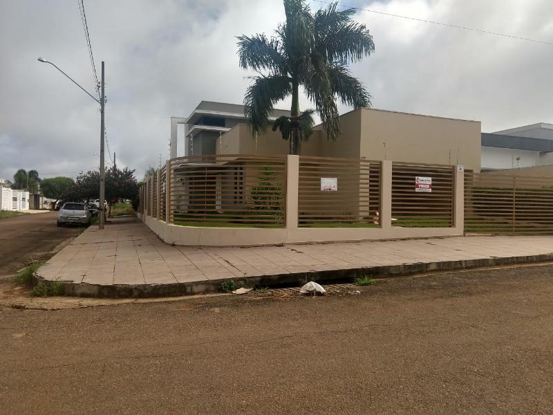 Casa  com 3 quartos sendo 3 Suítes no Jardim das Americas, Primavera do Leste  - MT