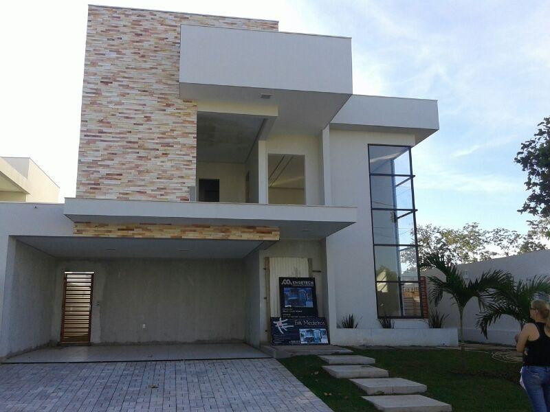 Casa Cond Fechado  Cuiabá  MT  CONDOMÍNIO BELVEDERE  MB