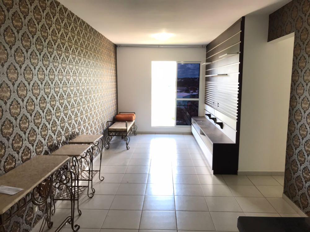 Apartamento  com 2 quartos sendo 1 Suíte no Coophema, Cuiabá  - MT