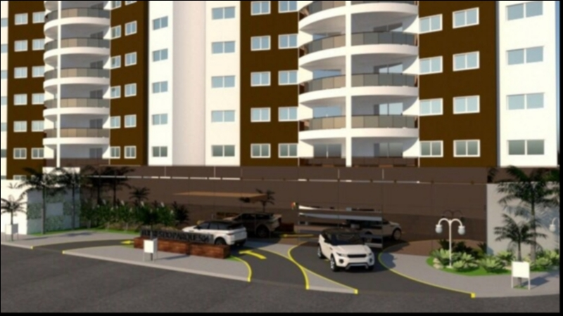 Apartamento  com 3 quartos sendo 3 Suítes no Santa Marta, Cuiabá  - MT