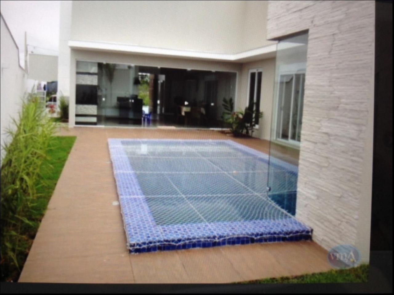 Casa Cond. Fechado  no FLORAIS DOS LAGOS, Cuiabá  - MT