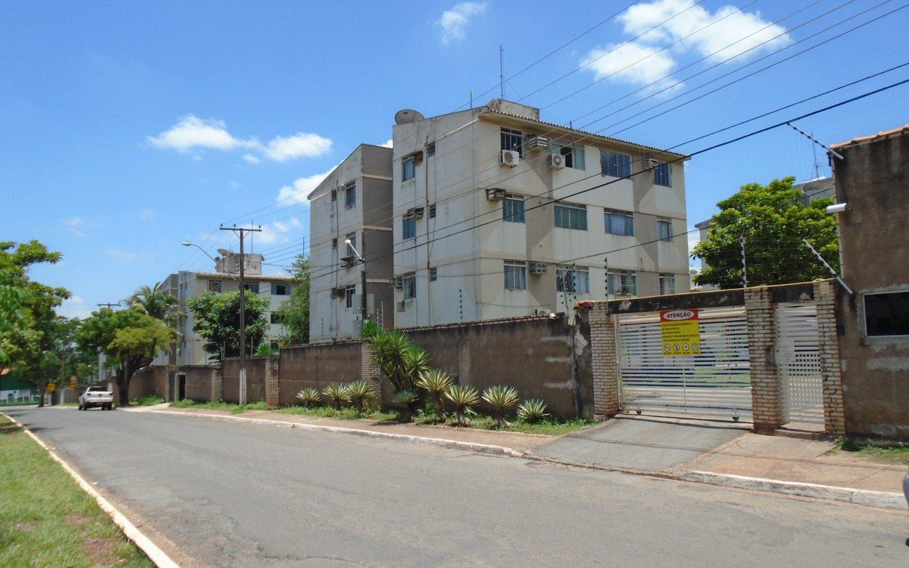 Apartamento  com 2 quartos no Residencial Paiaguás, Cuiabá  - MT