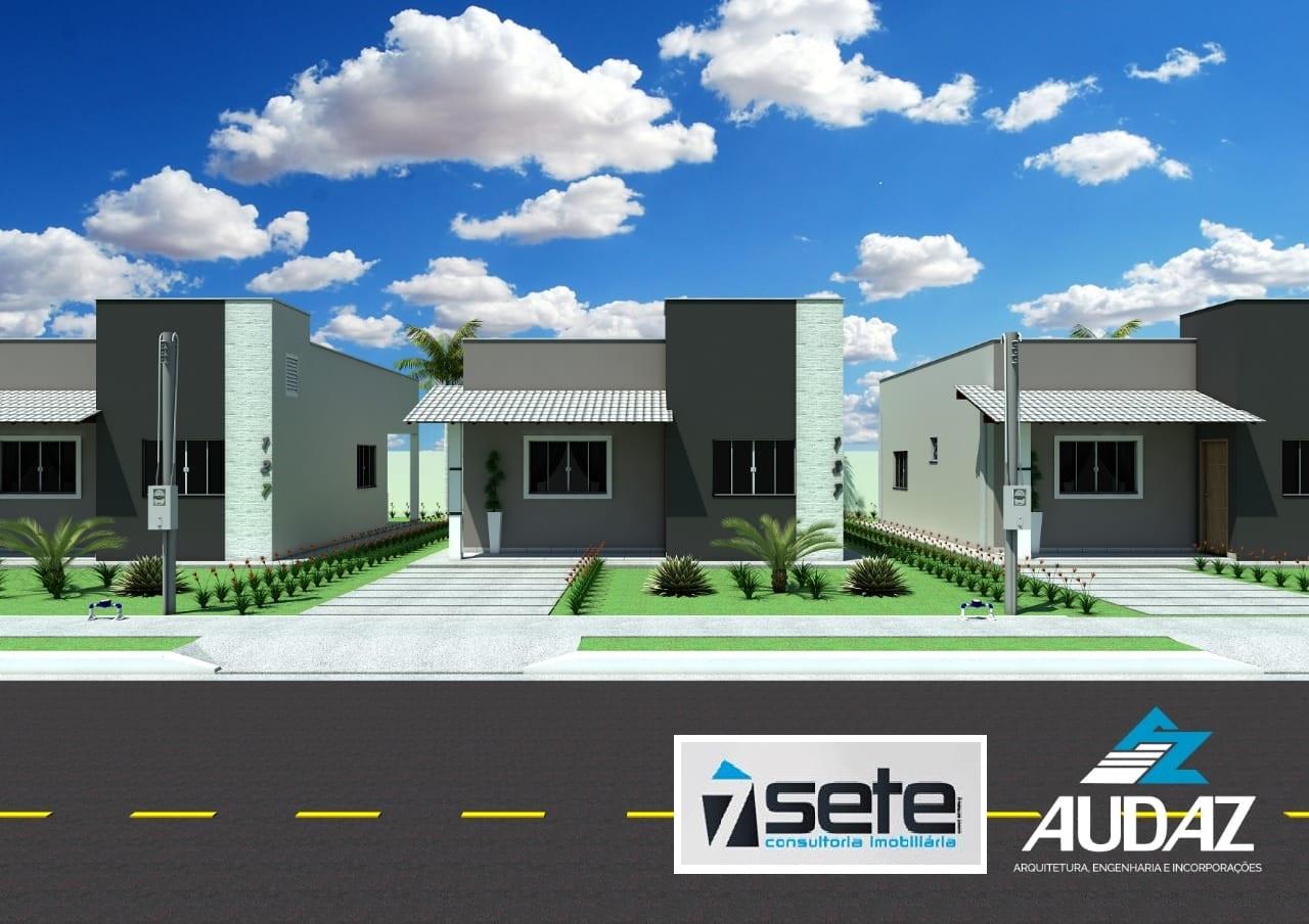 Casa  com 3 quartos no Residencial Altos do Parque II, Cuiabá  - MT