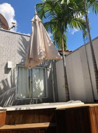 Casa Cond. Fechado  com 2 quartos sendo 1 Suíte no Jardim Imperial, Cuiabá  - MT