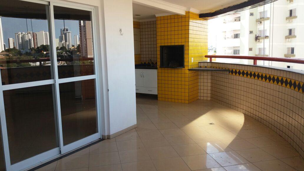 Apartamento  com 4 quartos sendo 2 Suítes no Terceiro, Cuiabá  - MT