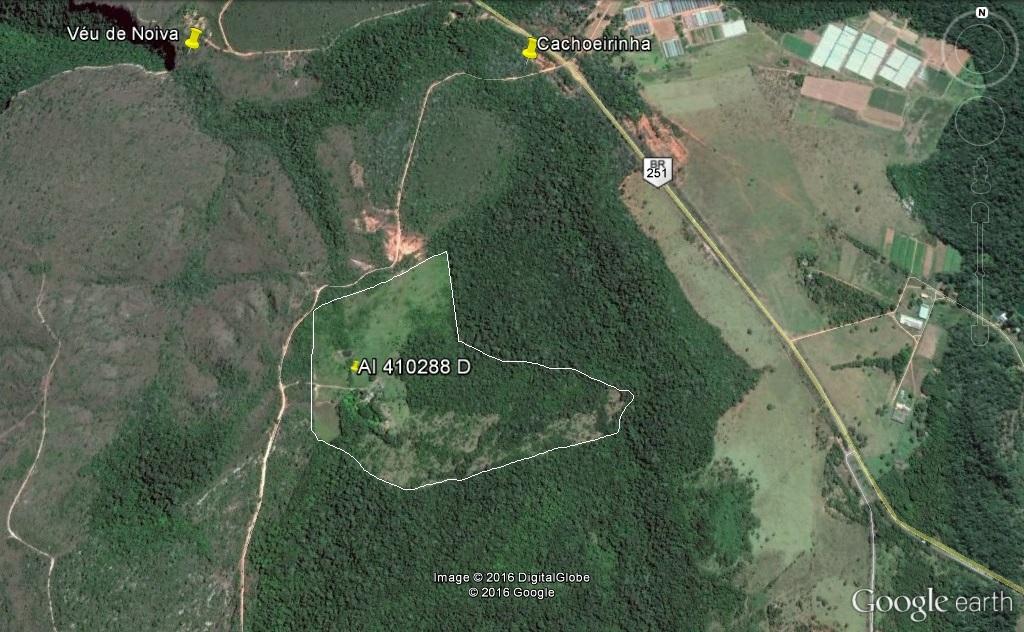 Área Urbana  no Zona Rural , Chapada dos Guimarães  - MT