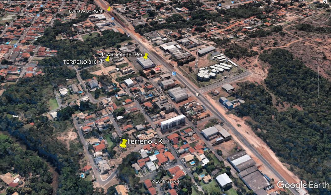 Terreno  no Residencial JK, Cuiabá  - MT