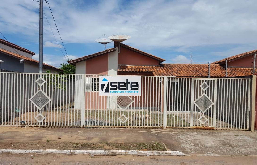 Casa  com 2 quartos no Residencial Aricá, Cuiabá  - MT