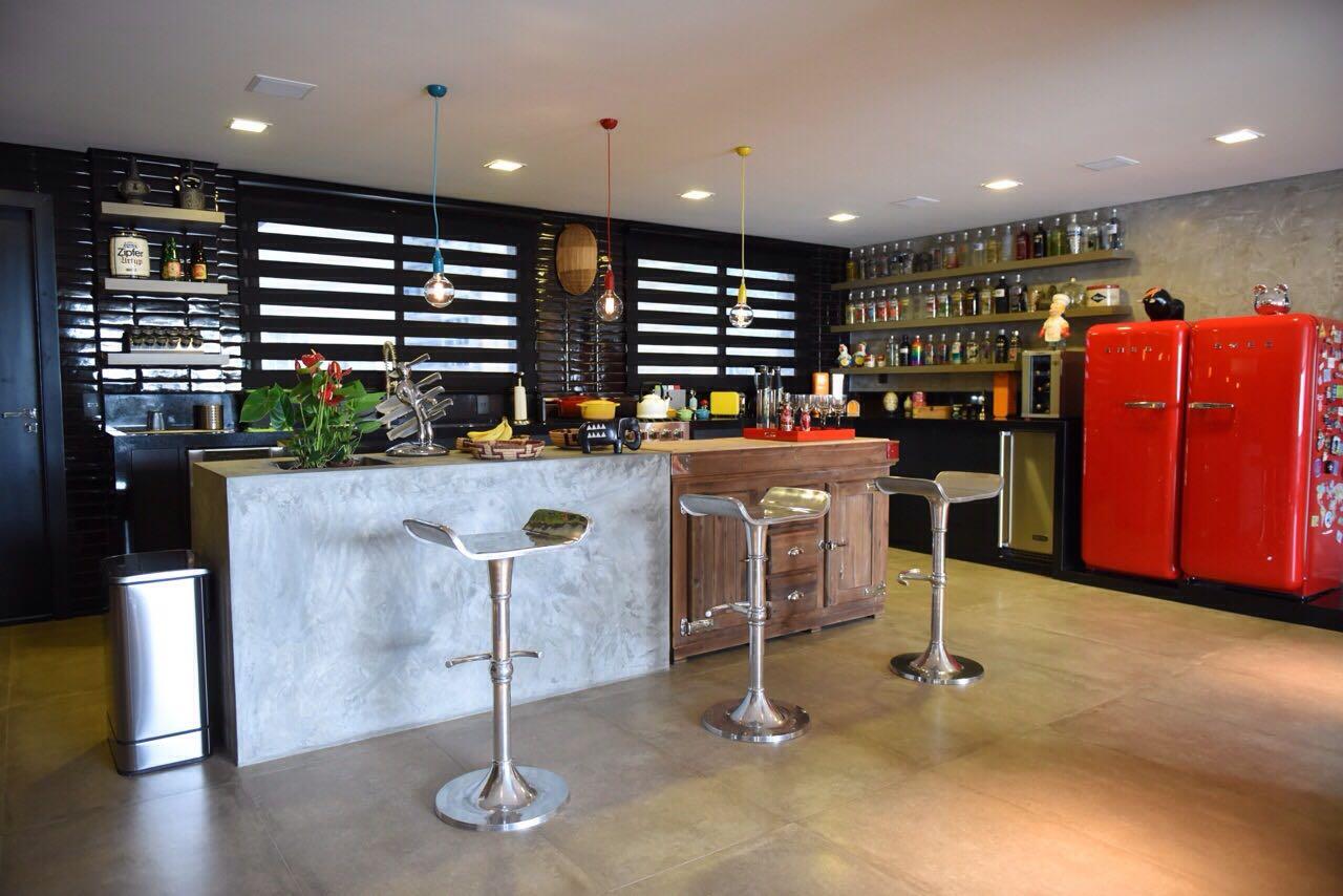 Apartamento  com 3 quartos sendo 3 Suítes no Popular, Cuiabá  - MT