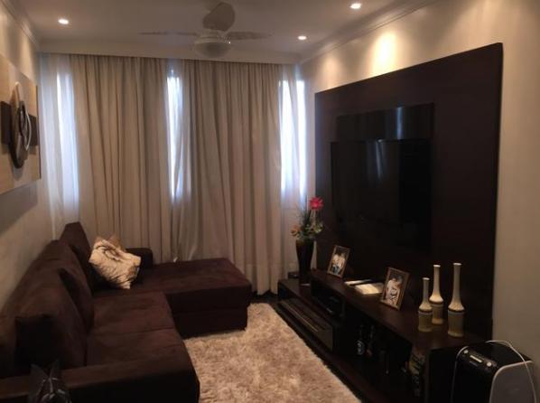 Apartamento  com 3 quartos no Bosque da Saúde, Cuiabá  - MT