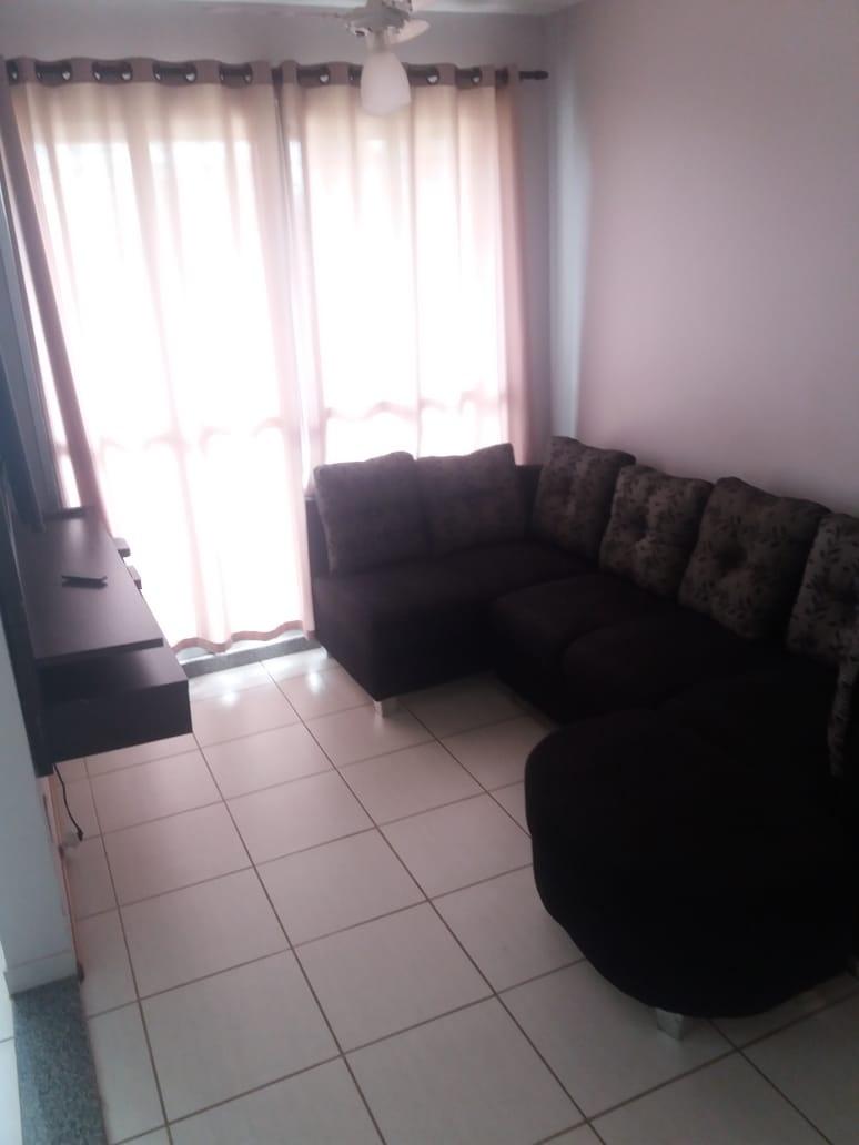Apartamento  com 3 quartos sendo 1 Suíte no Canjica, Cuiabá  - MT