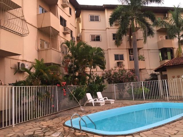 Apartamento  com 3 quartos sendo 1 Suíte no Residencial Paiaguas, Cuiabá  - MT