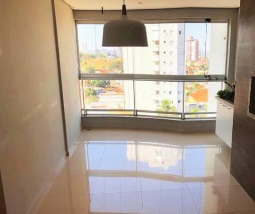 Apartamento  com 3 quartos sendo 1 Suíte no Duque de Caxias, Cuiabá  - MT
