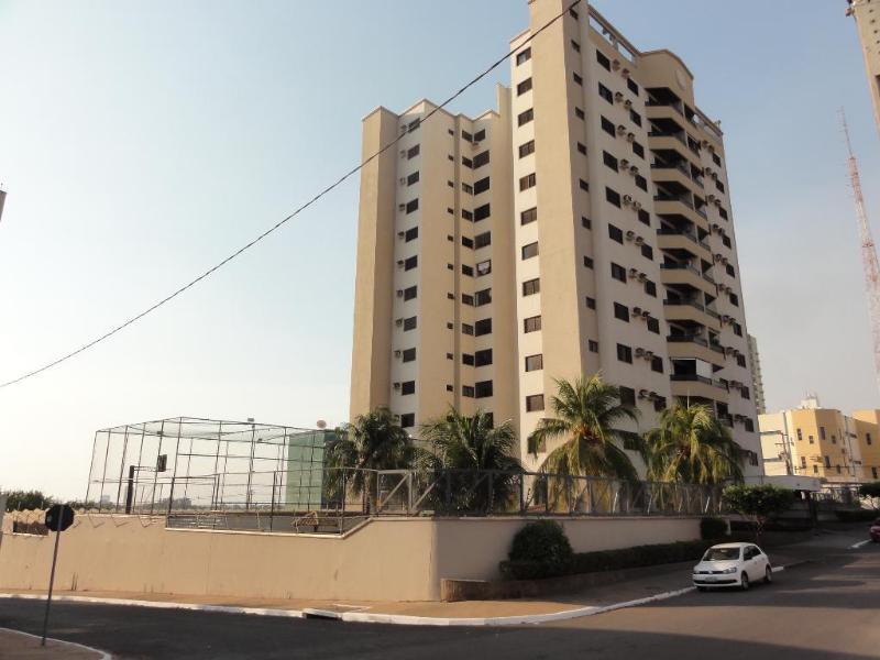 Apartamento  com 3 quartos sendo 1 suíte no Jd. Eldorado, Cuiabá  - MT