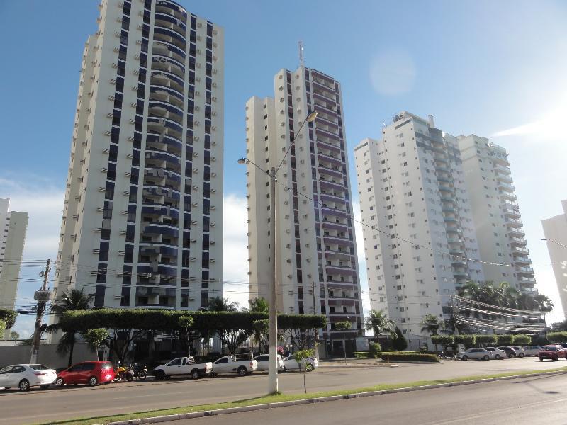 Apartamento  com 2 quartos sendo 1 suíte no Jardim Aclimacao, Cuiabá  - MT
