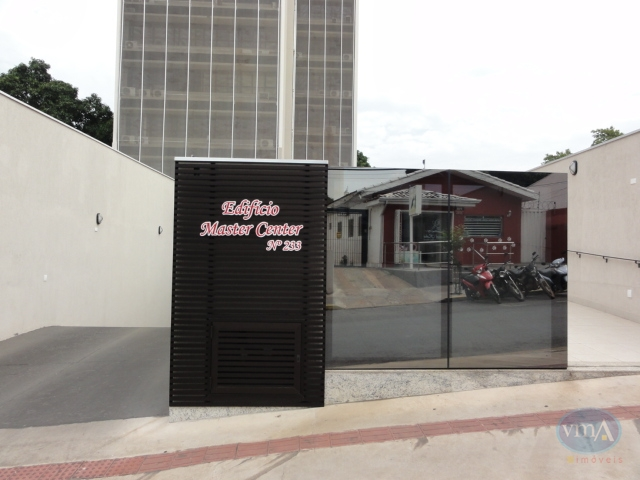 Sala  com 1 quarto no Centro Sul, Cuiabá  - MT