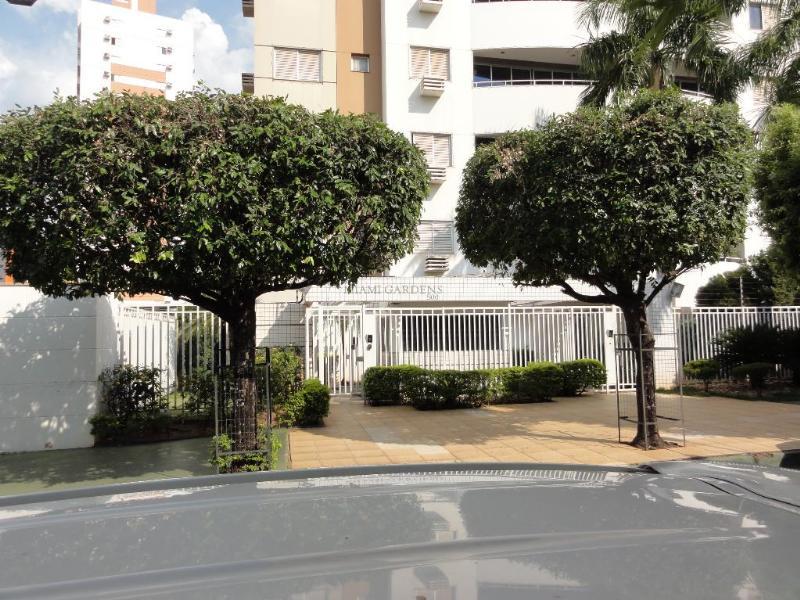 Apartamento  com 3 quartos sendo 1 suíte no Bosque da Saúde, Cuiabá  - MT