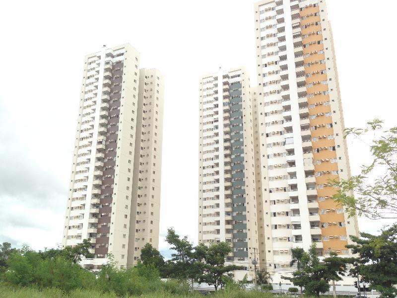 Apartamento  com 3 quartos sendo 1 suíte no Jardim Aclimacao, Cuiabá  - MT