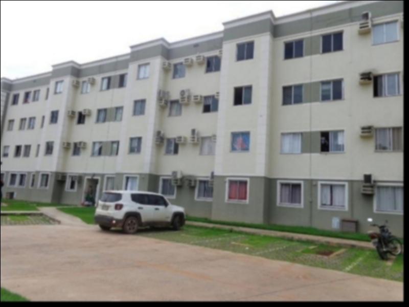Apartamento  com 2 quartos no Coxipo da Ponte, Cuiabá  - MT