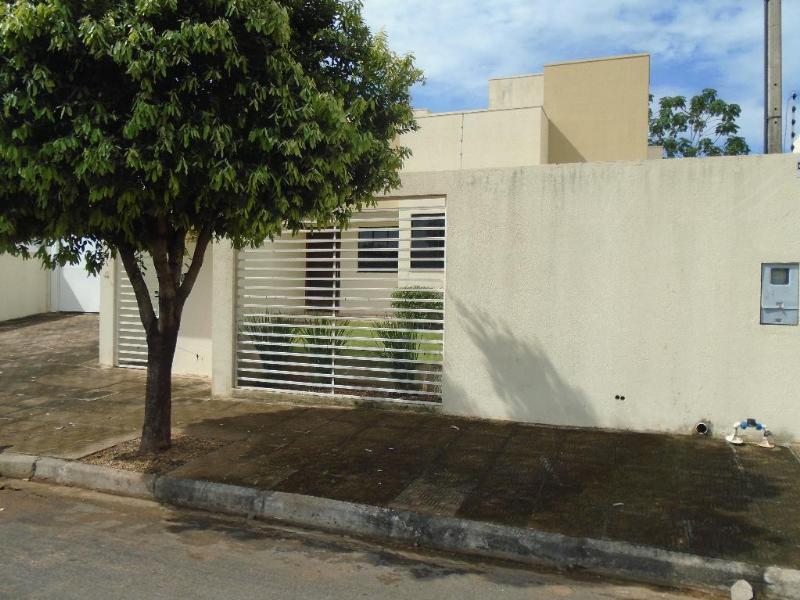 Casa  com 3 quartos sendo 1 Suíte no Pioneiro, Lucas do Rio Verde  - MT