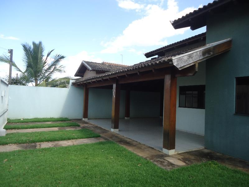 Casa  com 3 quartos no Alfaville, Lucas do Rio Verde  - MT