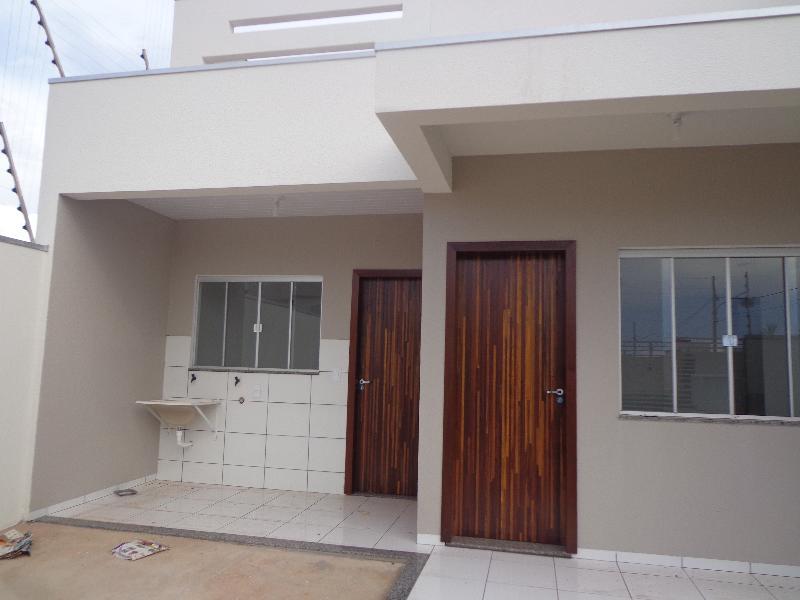 Casa  com 2 quartos no Parque das Emas III, Lucas do Rio Verde  - MT