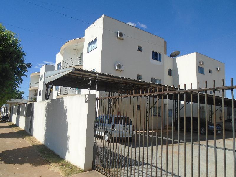 Apartamento  com 2 quartos no Parque das Emas II, Lucas do Rio Verde  - MT