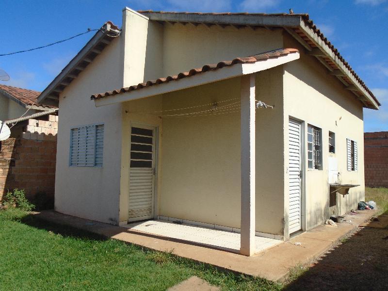 Casa  com 2 quartos no Parque das Americas, Lucas do Rio Verde  - MT