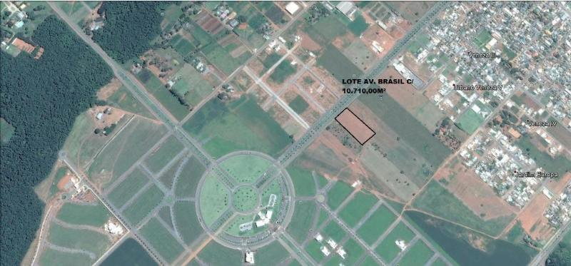 Terreno  no Parque dos Buritis, Lucas do Rio Verde  - MT