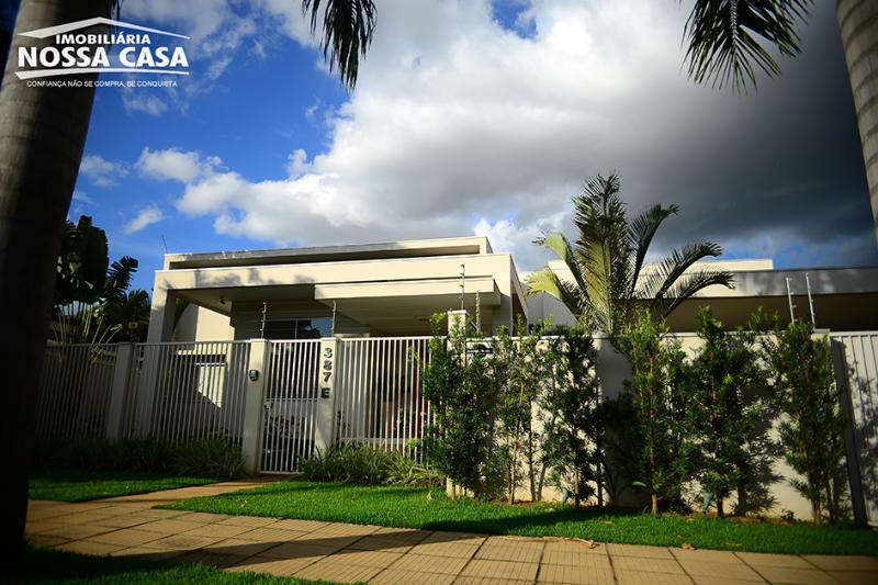 Casa  com 4 quartos sendo 2 Suítes no Pioneiro, Lucas do Rio Verde  - MT