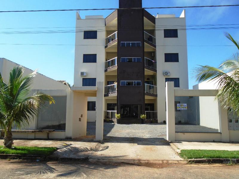 Apartamento  com 2 quartos no Parque das Emas, Lucas do Rio Verde  - MT