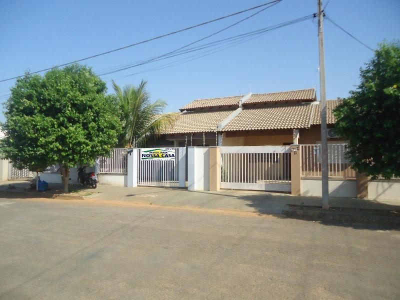Casa  com 2 quartos no Parque das Emas II, Lucas do Rio Verde  - MT