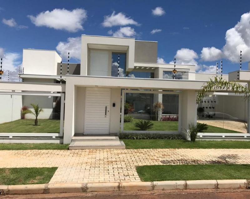 Casa  com 3 quartos sendo 1 Suíte no Parque dos Buritis, Lucas do Rio Verde  - MT