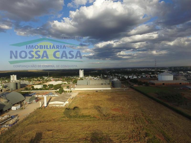 Terreno  no Industrial, Lucas do Rio Verde  - MT