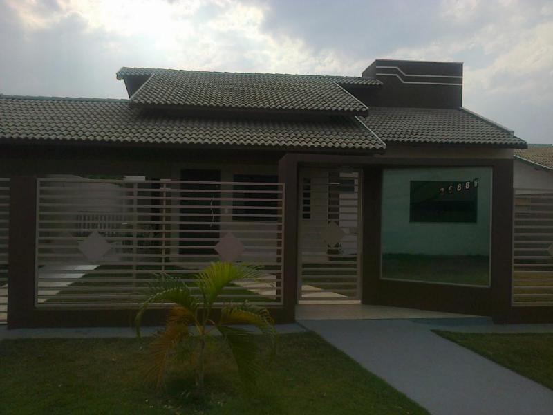 Casa  com 3 quartos sendo 1 Suíte no Parque das Emas II, Lucas do Rio Verde  - MT