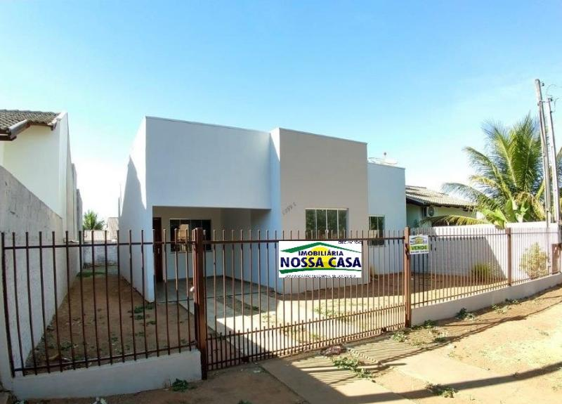 Casa  com 2 quartos sendo 1 Suíte no Parque das Araras, Lucas do Rio Verde  - MT