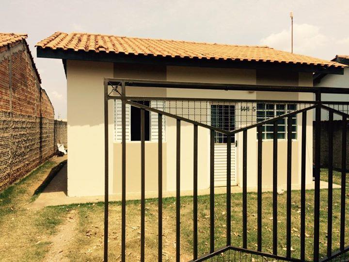 Casa  com 2 quartos no Cerrado, Lucas do Rio Verde  - MT