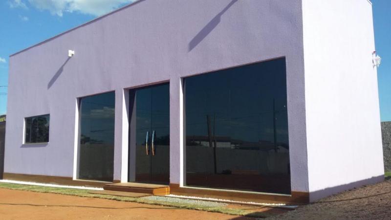Casa  com 1 quarto sendo 1 Suíte no Itanhangá, Itanhangá  - MT