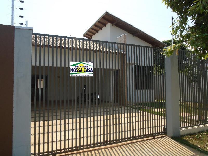 Casa  com 3 quartos sendo 1 Suíte no Veneza, Lucas do Rio Verde  - MT