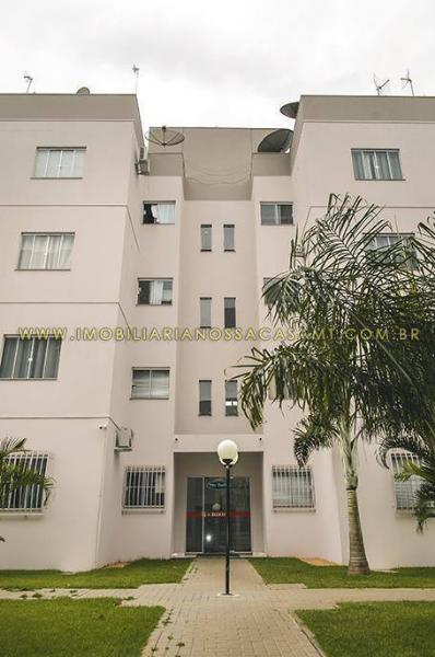 Apartamento  com 2 quartos no Alvorada, Lucas do Rio Verde  - MT