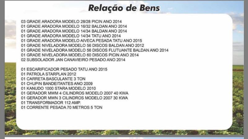 Fazenda  Palmeiras  - PI