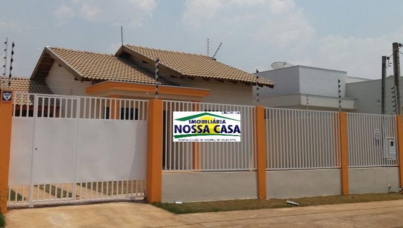 Casa  com 2 quartos no Loteamento Dalmaso, Lucas do Rio Verde  - MT