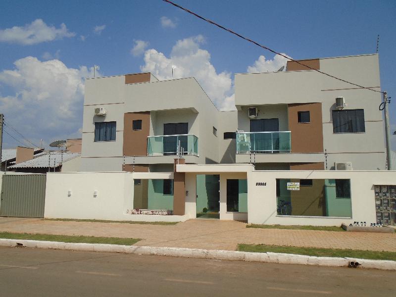 Apartamento  com 2 quartos no Bandeirantes, Lucas do Rio Verde  - MT