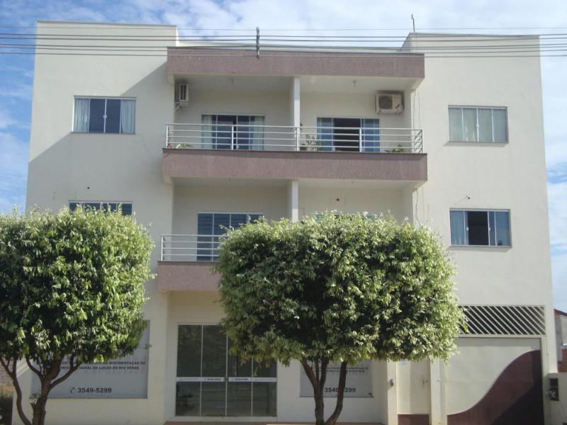 Apartamento  com 2 quartos sendo 1 Suíte no Bandeirantes, Lucas do Rio Verde  - MT