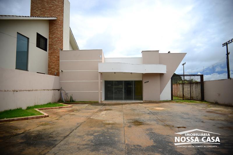 Casa  com 2 quartos no Pioneiro, Lucas do Rio Verde  - MT