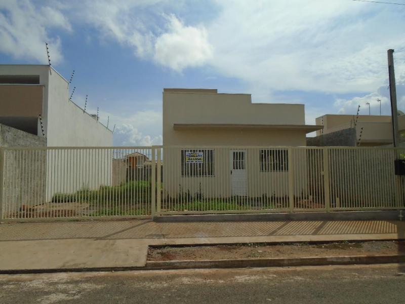 Casa  com 2 quartos no Bandeirantes, Lucas do Rio Verde  - MT