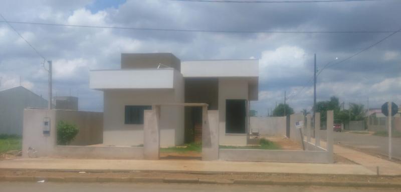 Casa  com 1 quarto sendo 1 Suíte no Cerrado, Lucas do Rio Verde  - MT