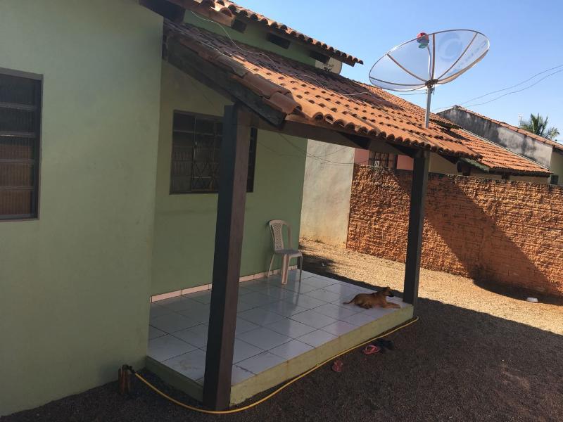 Casa  com 2 quartos no Jardim Primaveras, Lucas do Rio Verde  - MT